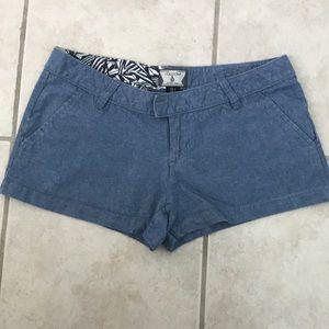 Volcom brand size 5 shorts